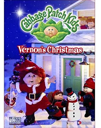 Cabbage patch kids vol. 1: vernons christmas (dvd) $12. 75.