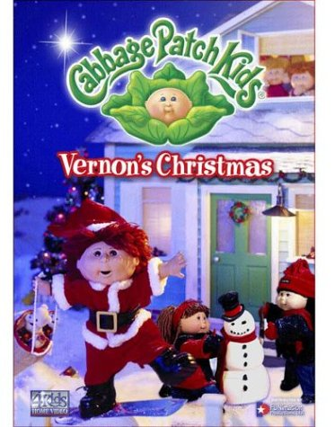 Cabbage Patch Kids: Vernons Christmas