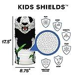 S A 5-Pack of Multipurpose UV Kids Face Shields for