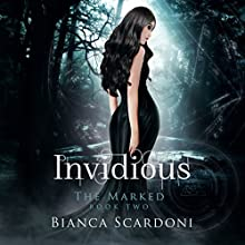 Invidious Audiobook by Bianca Scardoni Narrated by Bailey Carr