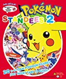 img - for Pokemon Standees, Volume 2 book / textbook / text book