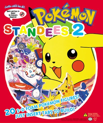 Read Online Pokemon Standees, Volume 2 pdf