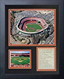 "Legends Never Die ""San Francisco Giants Candlestick Park"" Framed Photo Collage, 11 x 14-Inch"