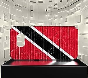 Funda Carcasa para Galaxy S7 Bandera TRINIDAD Y TOBAGO 04