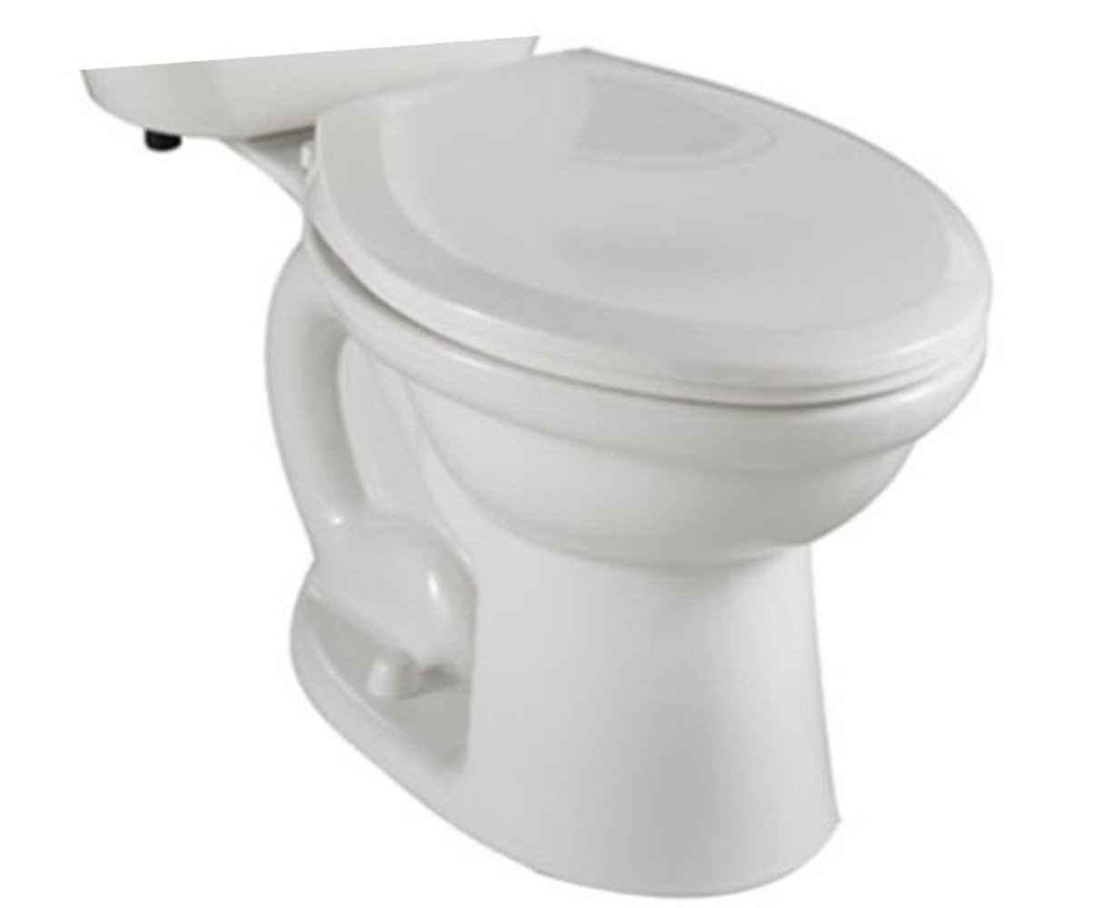 American Standard 3189.016.020 Colony FitRight Elongated Toilet Bowl, White (Bowl Only)