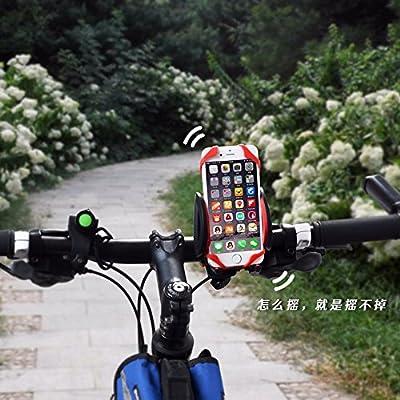 Bicicleta teléfono/Paseo en bicicleta equipo//GPS Carrier Soporte ...