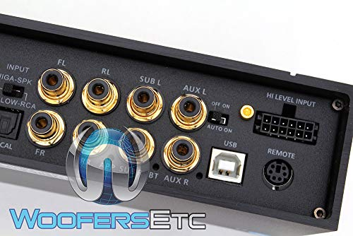 Zapco DSP-Z8 IV II 8-Channel Digital Sound Processor with Digital Streaming by Zapco (Image #5)
