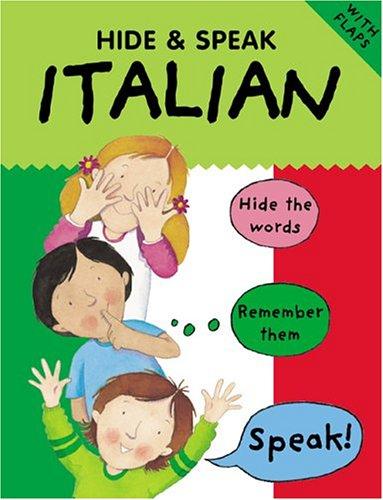 Hide & Speak Italian (Hide And Speak)
