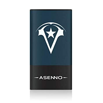 ASENNO Passport SSD portátil de 120 GB, 250 GB, 500 GB, 1 TB, USB ...