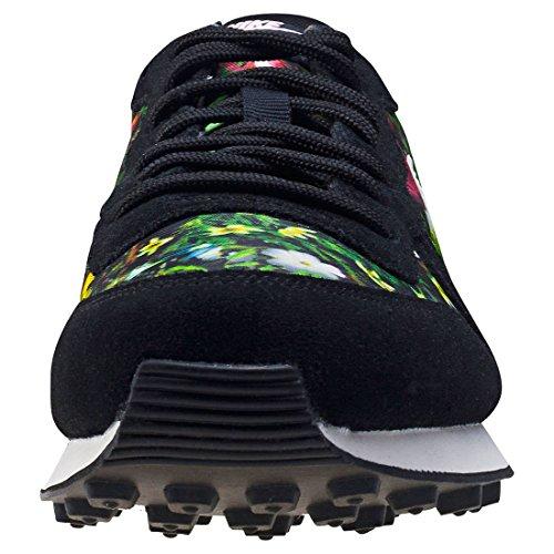 Nike W Internationalist Prm Zapatillas para Mujer verde y negro