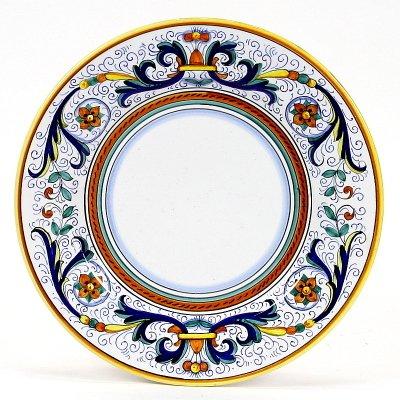 RICCO DERUTA: Dinner plate [11 D.] [#001-RIC]