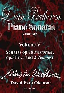 Beethoven Sonatas Vol.5 DVD-PAL