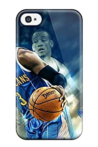 Iphone 4/4s Chris Paul Print High Quality Tpu Gel Frame Case Cover Kimberly Kurzendoerfer