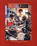 img - for Master Pieces: The Art History of Jigsaw Puzzles book / textbook / text book