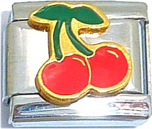 Cherries Italian Charm ()