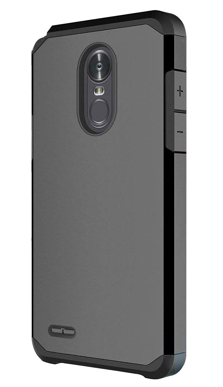 Amazon.com: LG Stylo 3 Case, LG Stylo 3 Plus Case, OEAGO Hybrid Shockproof Drop Protection Impact Rugged Case Armor Cover for LG Stylo 3 / LG Stylo 3 Plus ...