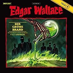 Der grüne Brand (Edgar Wallace 4)