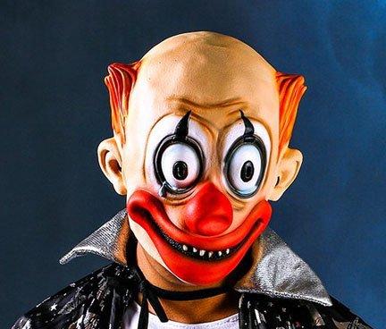 Hyaline&Dora Funny Creative Animated Cartoon Animal Duck Mask Halloween Latex Mask for Boys ()