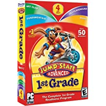 Jumpstart Advanced 1st Grade V2.0