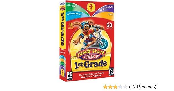 Amazon.com: Jumpstart Advanced 1st Grade V2.0