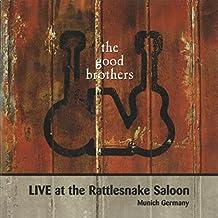 Live At Rattlesnake Saloon