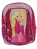 Barbie Doll Full BackPack - Barbie Large School Bag