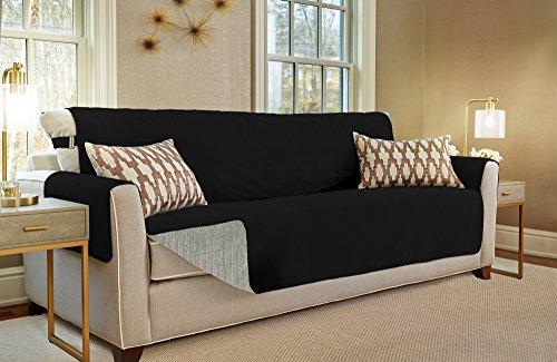 Seat Leather Sofa - 8