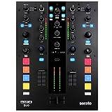Mixars Duo 2 Channel Serato Battle Mixer - RGB Pads, USB hub, MiniInnofader