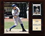MLB Ian Kinsler Texas Rangers Player Plaque