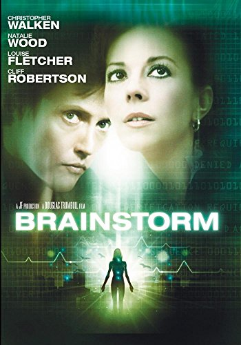 Brainstorm (1983) (Wood Collection Natalie Dvd)