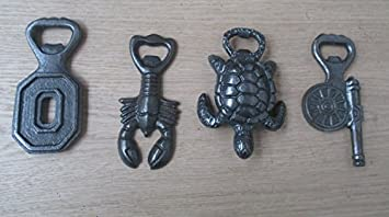 Cast iron Vintage style Collectable Beer Bottle Opener