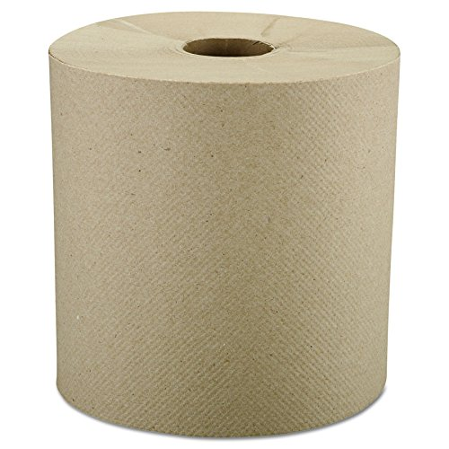 Windsoft 12806 Nonperforated Roll Towels, 8