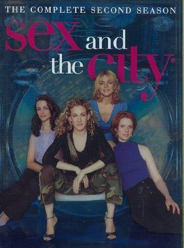 MC-SEX & THE CITY-COMPLETE 2ND SEASON (DVD/3 DISC/MOVIE CASH)-NLA MC-SEX & THE CITY-COMPLETE 2ND SE (Dvd The City 2 Sex And Season)