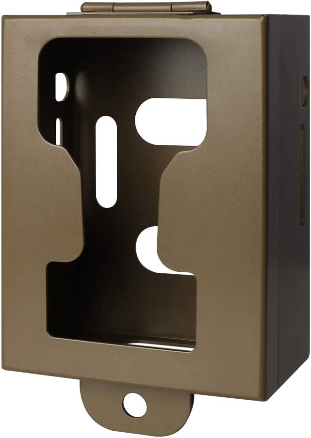 Mental Security Box for Tovendor Trail Cameras with 3 PIR
