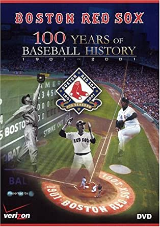 5e87d3706 Amazon.com  Boston Red Sox  100 Years of Baseball History  Don ...