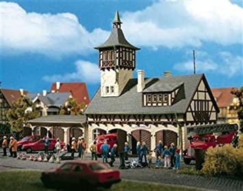 Vollmer 3751 H0 Alte Feuerwache Dorffeuerwehr
