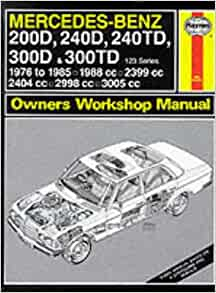 Mercedes 300d service manual download
