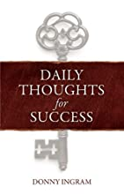 Daily Thoughts for Success