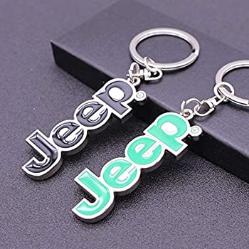 Amazon.com: Plasticolor Jeep Enamel Key Chain: Automotive