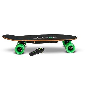 Amazon.com : Jetson JEP400-BK E-Punk Electric Skateboard : Sports ...