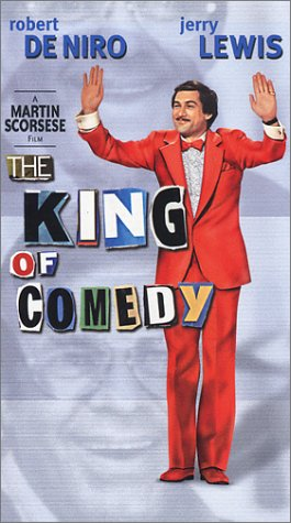 Image result for the king of comedy poster