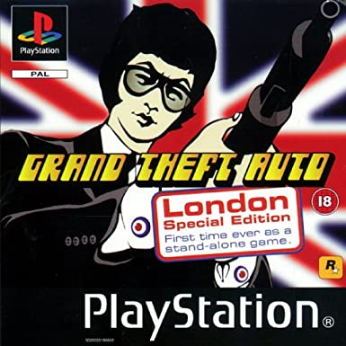 Grand Theft Auto London Special Edition Ps Amazon Co Uk Pc Video Games