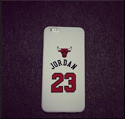 Coque Iphone 6 / 6s Basketball 23 blanche