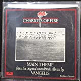 chariots of fire / eric's theme 45 rpm single
