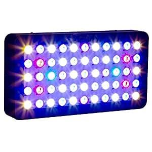 LED Acuario iluminación Dimmable de agua mar de agua dulce para ...