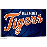 Detroit Tigers Flag 3x5 MLB Banner