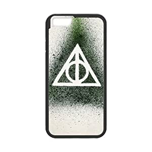 iPhone 6 4.7 Inch Cell Phone Case Black Deathly Hallows crb