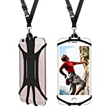 Cell Phone Lanyard Neck Holder Universal Smartphone Case Cover Strap For iPhone X 8 Plus 8 7 Plus 7 Galaxy S9 Plus S9 S8 Plus S8 Note 8 5 Moto LG & More