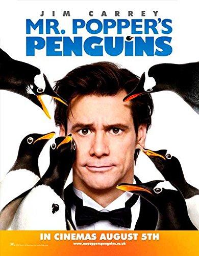 Movie Posters Mr. Popper's Penguins - 27 x 40