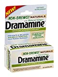 Dramamine Non-Drowsy Naturals Motion Sickness